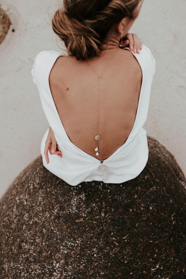 bijouterie lyon collier dos mariée femme bijoux créateur