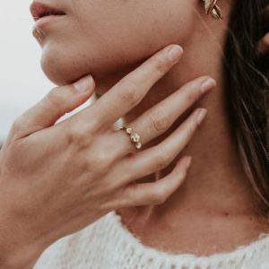 Bague bijoux femme bijouterie lyon créateur