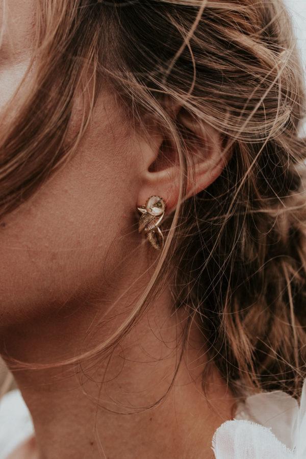 créateur lyon bijoux femme boucle oreille mariée bijoux