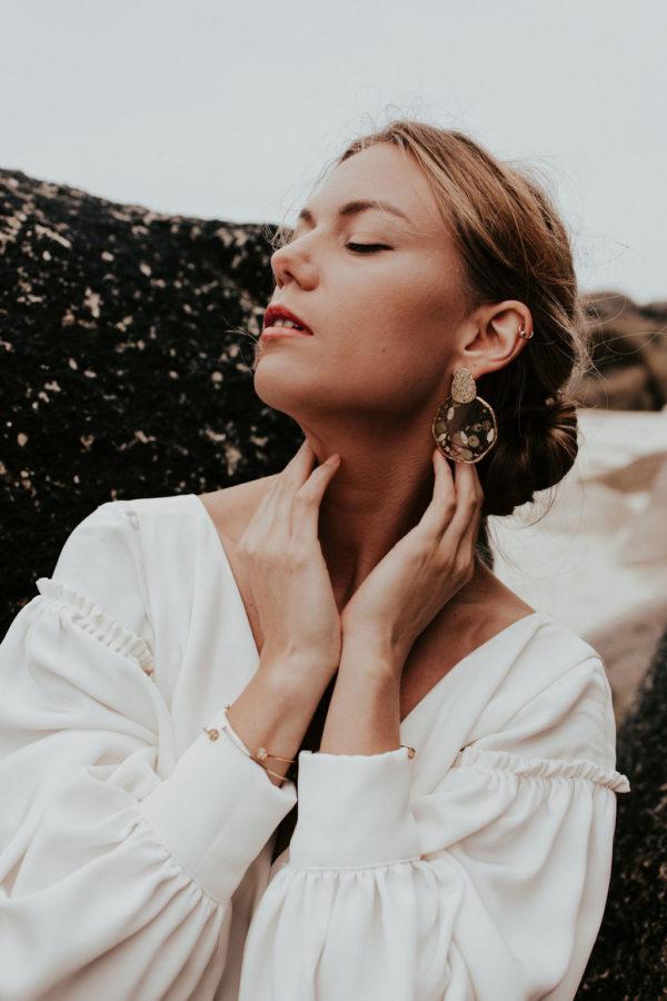 bijouterie bijoux lyon mariée créateur boucle oreille
