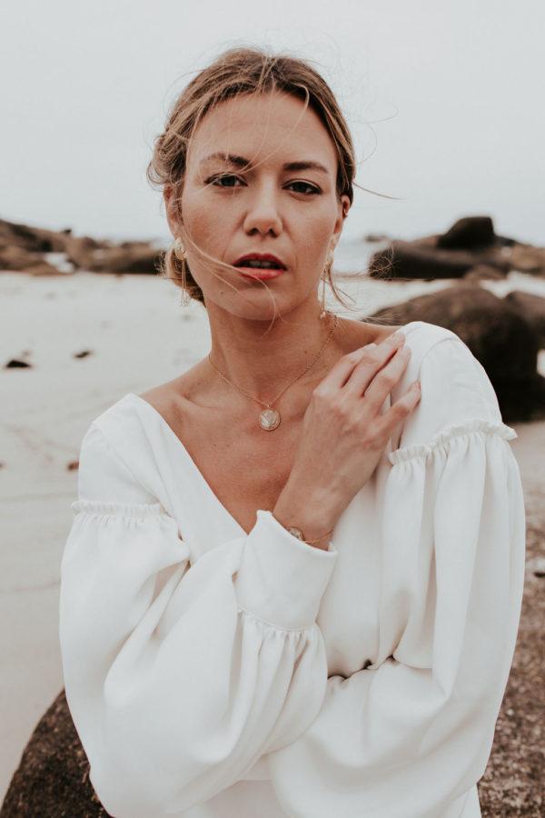 Bijouterie collier bijoux femme mariée lyon créateur