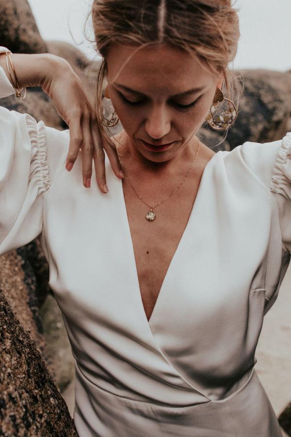 Bijoux femme bijouterie collier mariée lyon créateur
