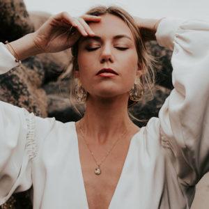 Bijouterie collier bijou femme mariée créateur lyon