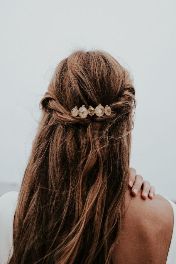 bijouterie bijoux peigne cheveux lyon créateur mariée femme