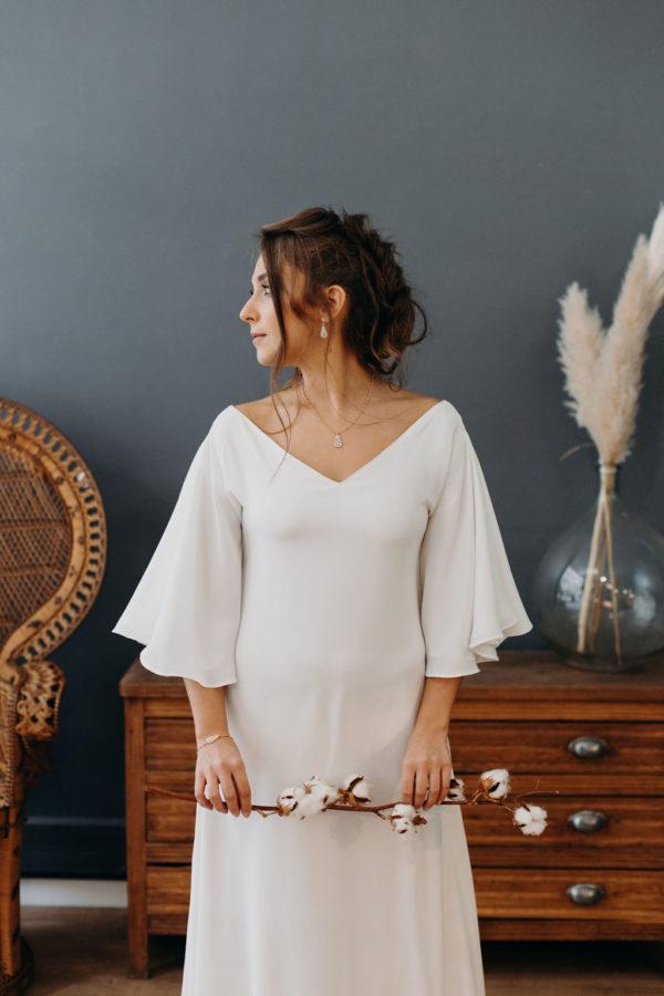 collier mariée créateur lyon bijoux femme bijouterie