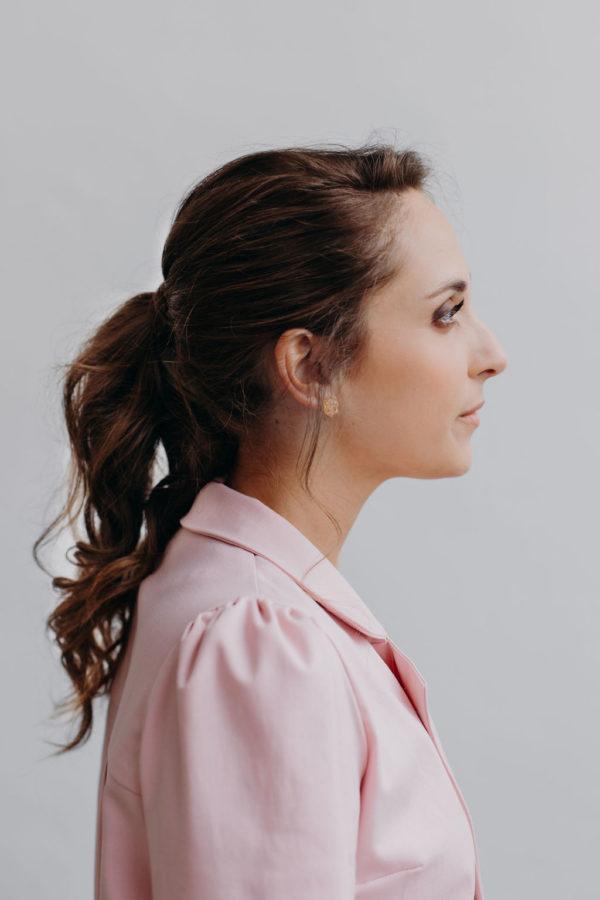 Bijouterie créateur lyon femme mariée bijoux boucle oreille