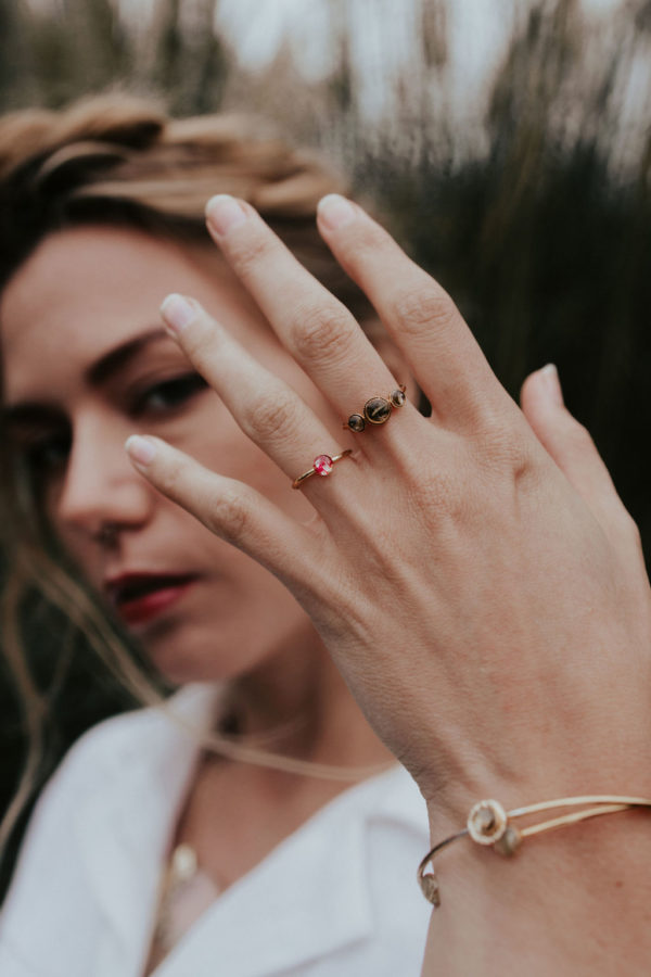 Bague bijouterie lyon bijoux créateur femme