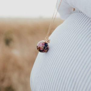 collier bola grossesse future maman femme bébé bijouterie bijoux lyon créateur