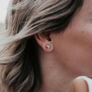 Boucle oreille maman femme fille bijoux bijouterie lyon créateur