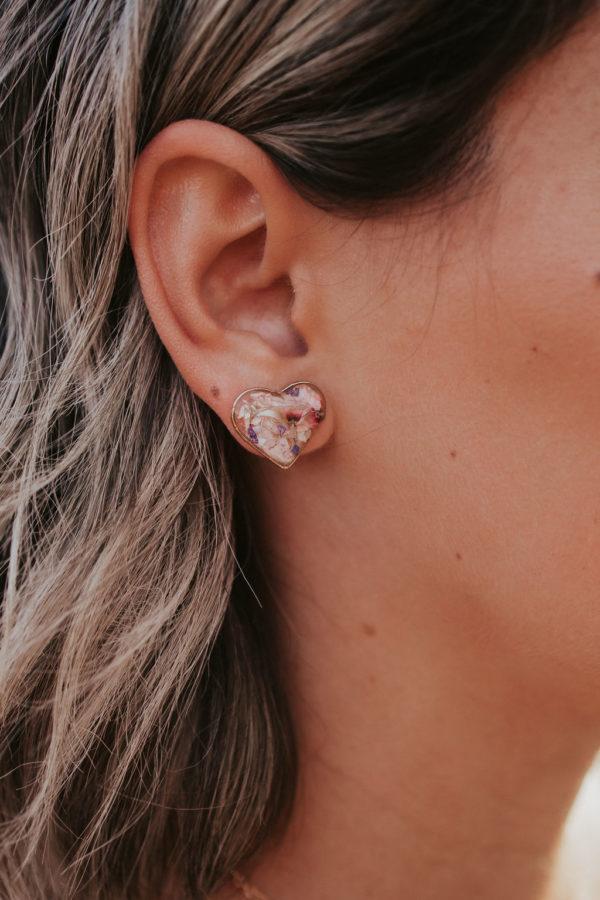Boucle oreille bijouterie créateur bijoux lyon fille maman femme