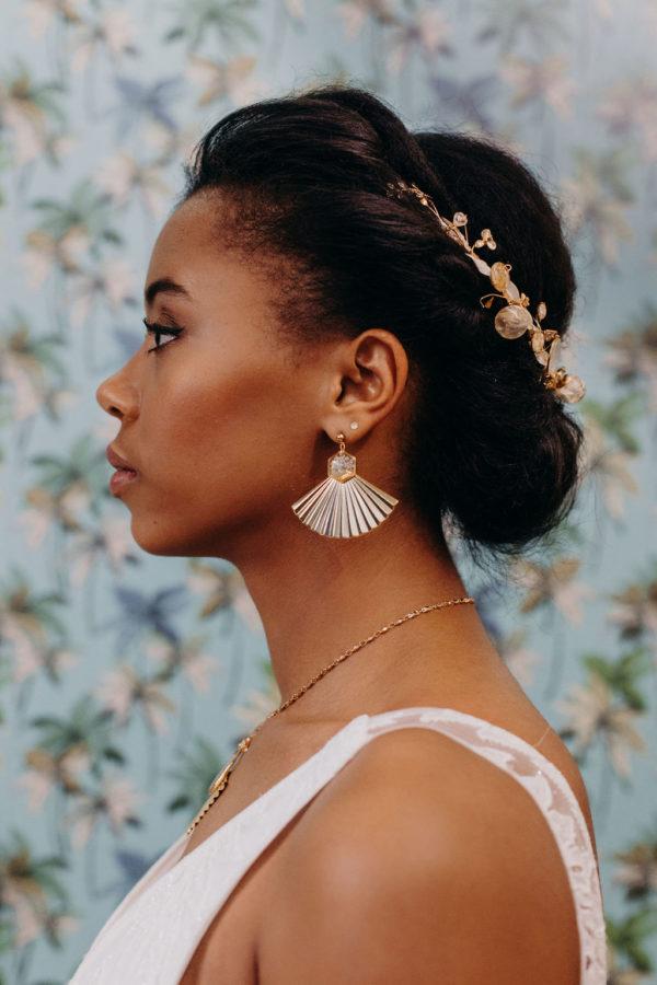 Couronne cheveux mariée bijoux cheveux mariage bijoux mariée femme couronne bijouterie bijoux créateur lyon