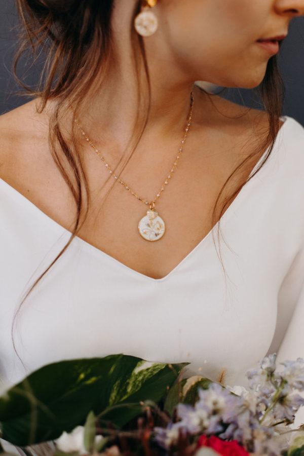 collier bijoux femme créateur bijouterie lyon mariée