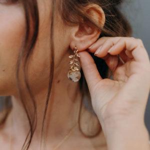 Créateur boucle oreille lyon femme mariée bijoux bijouterie