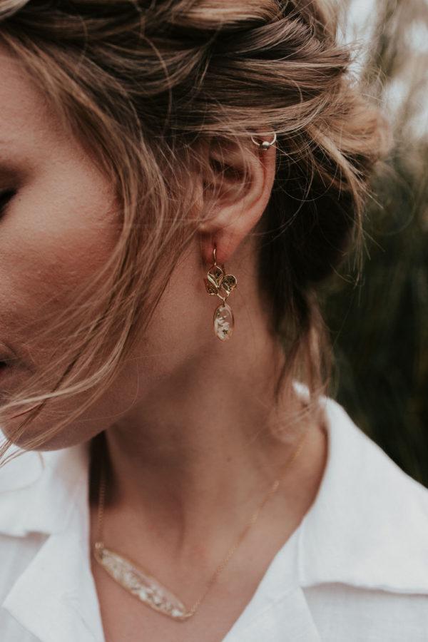 femme boucle oreille bijoux bijouterie lyon créateur