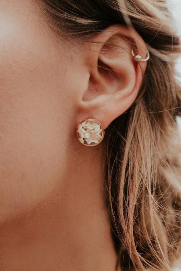 boucle oreille femme mariée bijoux créateur lyon bijouterie