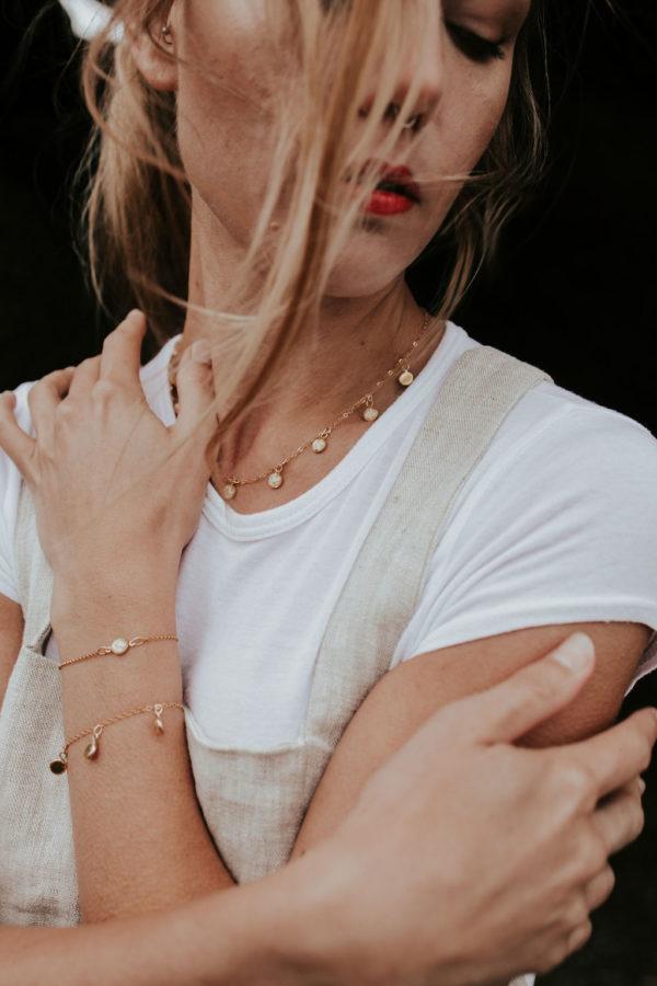 Bracelet bijouterie lyon bijoux créateur femme mariée