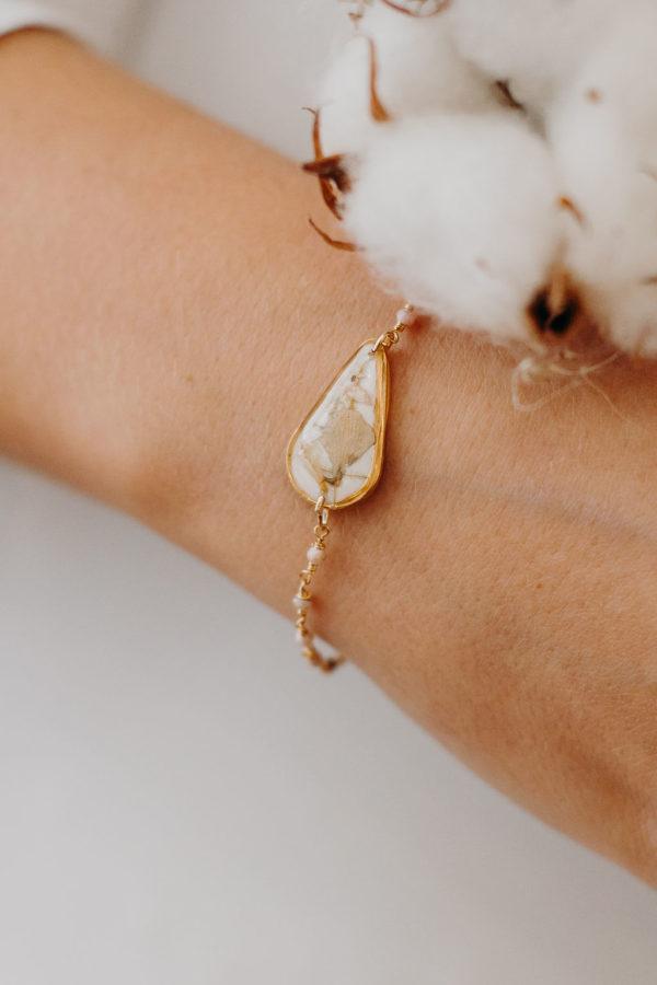 Bracelet femme mariée bijouterie créateur bijoux lyon