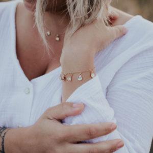 Bracelet breloque maman femme bijouterie bijoux lyon créateur