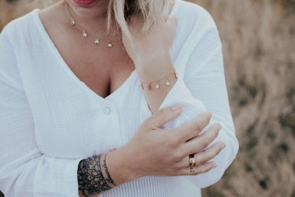 Bijouterie bijoux créateur lyon bracelet breloque femme maman