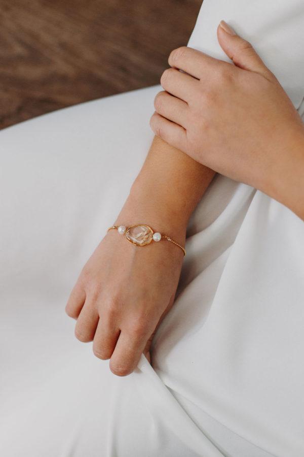 Bracelet femme mariée bijoux bijouterie lyon créateur