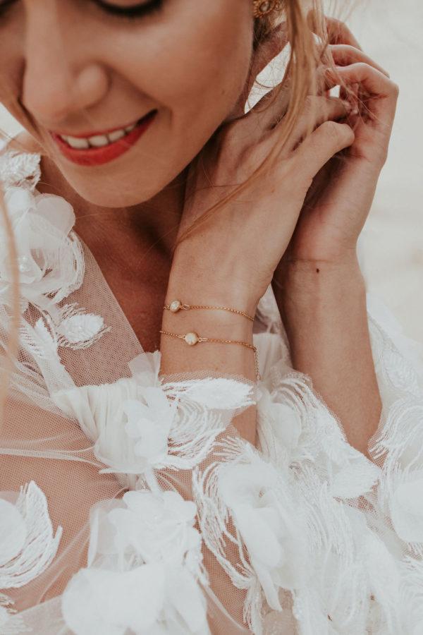 Créateur bijoux lyon mariée femme bracelet bijouterie