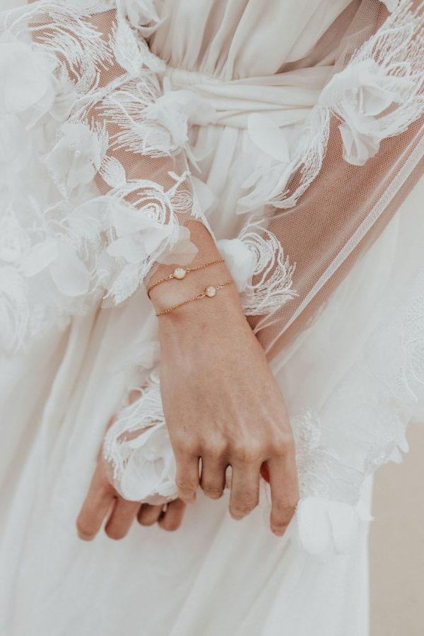 Bracelet bijoux lyon mariée bijouterie créateur