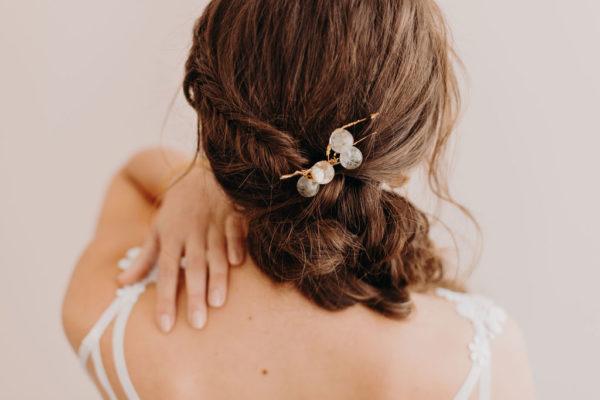 peigne mariage bijoux cheveux bijoux mariée femme bijouterie créateur lyon