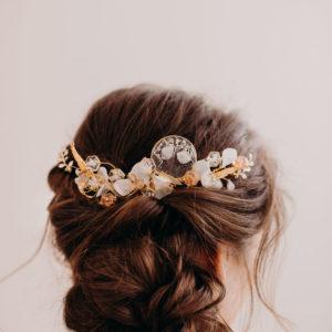 peigne cheveux bijoux mariage femme mariée bijoux bijouterie créateur lyon