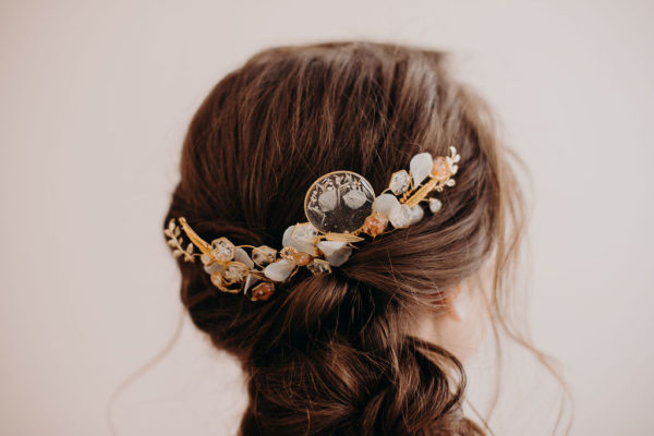 peigne cheveux bijoux cheveux mariage mariée femme bijoux bijouterie créateur lyon