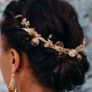 Couronne cheveux mariée bijoux cheveu mariage bijoux mariage bijoux mariée créateur bijouterie lyon