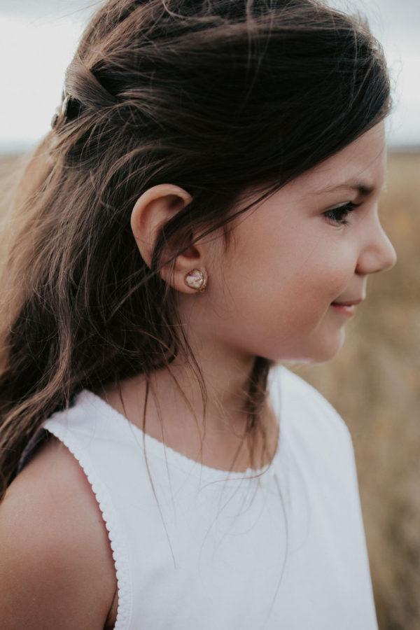 Boucle oreille clip fille maman femme créateur bijoux bijouterie lyon