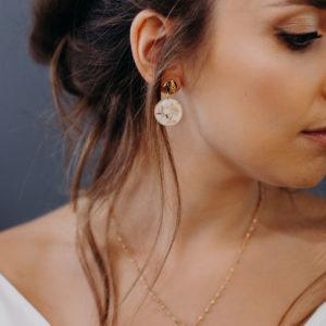 Boucle oreille bijoux bijouterie femme mariée lyon créateur