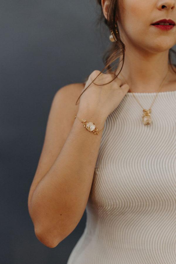 Bracelet bijoux bijouterie lyon femme mariée créateur