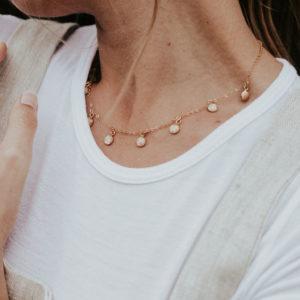 collier breloque bijouterie bijoux femme mariée créateur lyon