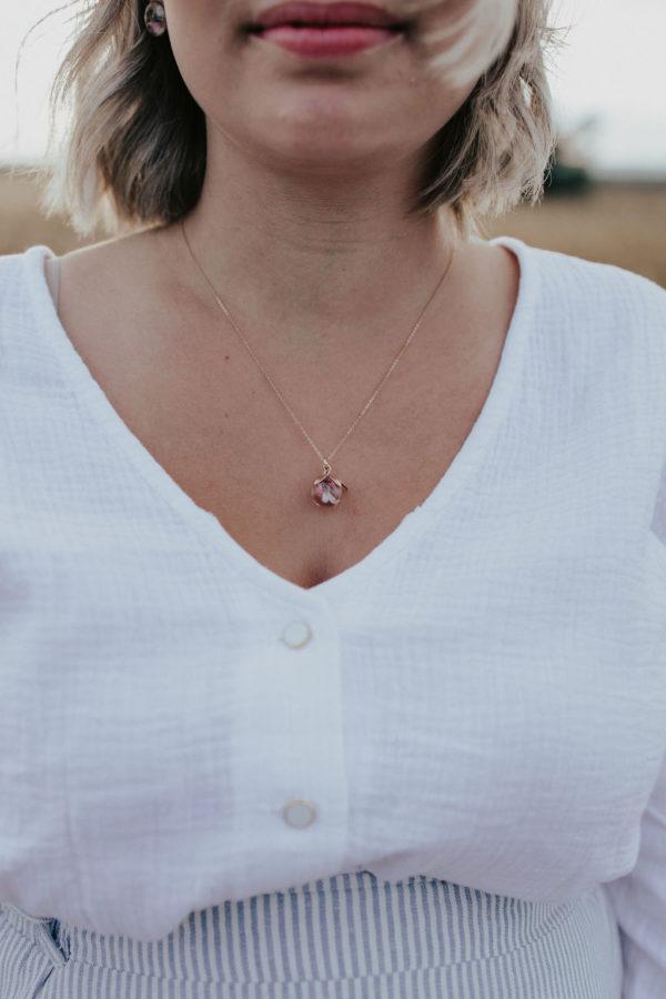 collier cheveux personnalisé maman femme bijouterie créateur bijoux lyon