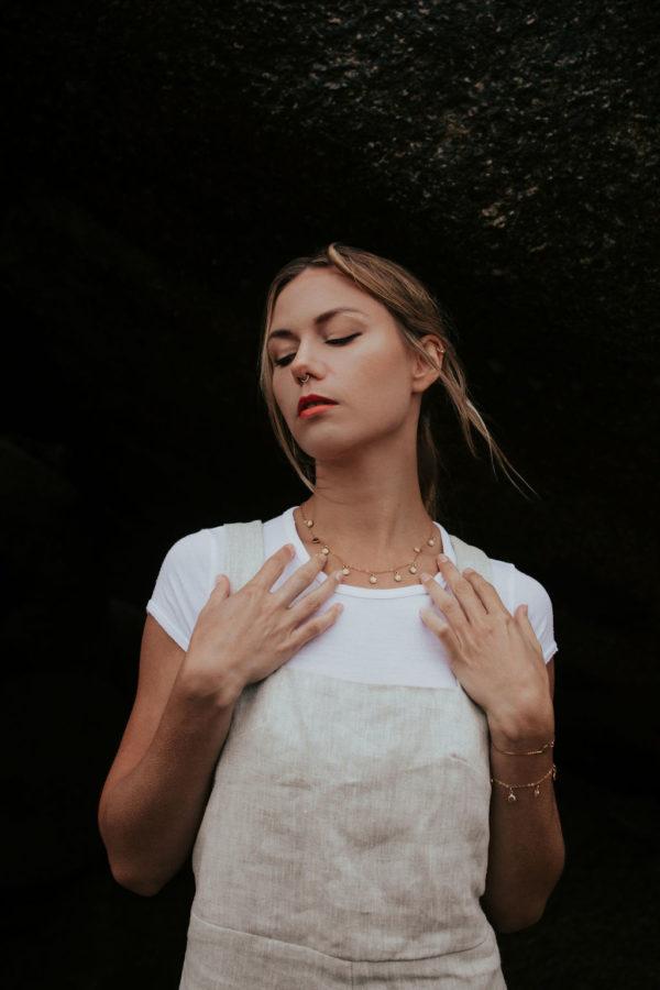 collier breloque femme mariée bijoux créateur bijouterie lyon