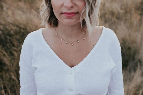 collier femme bijoux personnalisé maman bijouterie créateur lyon