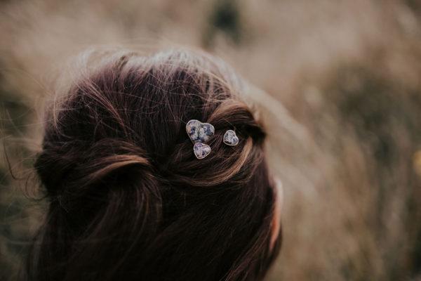 Barrette bijouterie bijoux fille maman femme mariée créateur bijoux lyon